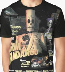 Grim Fandango Graphic T-Shirt