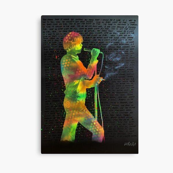 Mr Mojo Risin Graffiti Art Canvas Print