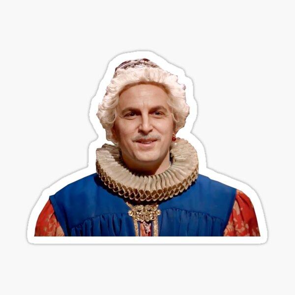 wise elder vex Sticker