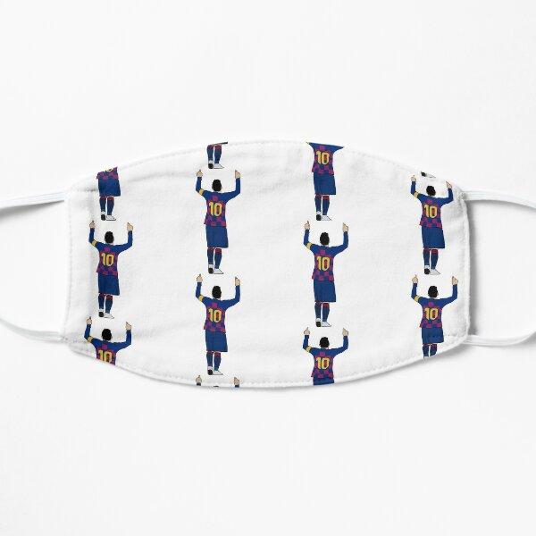 Messi Flat Mask