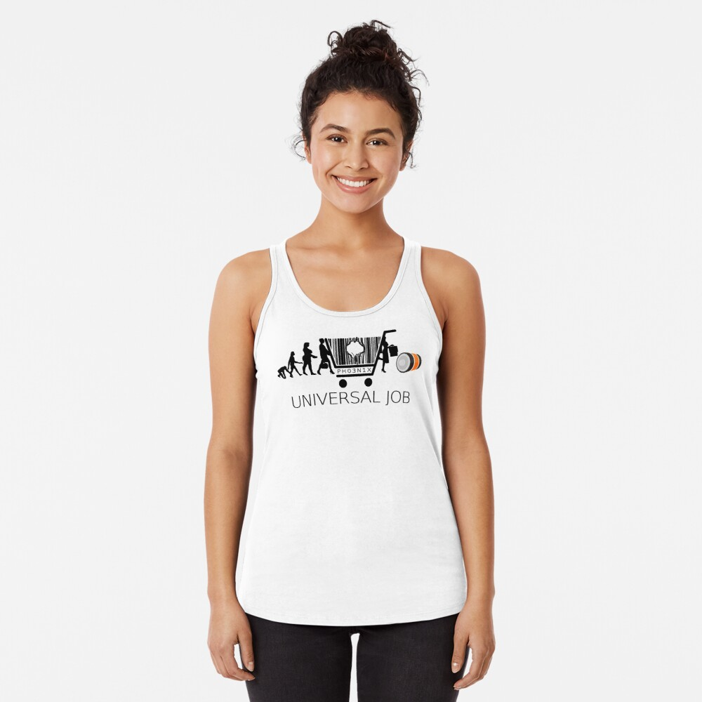 CONSUME EVOLUTION Women's Tank Top Front