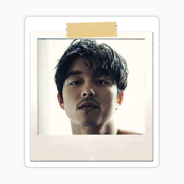 Polaroid - goblin Sticker