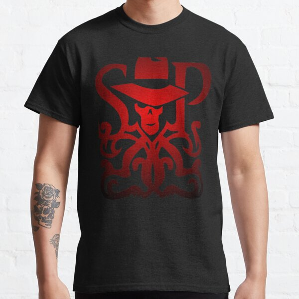 Skulduggery Pleasant - Minimal Pattern  Classic T-Shirt