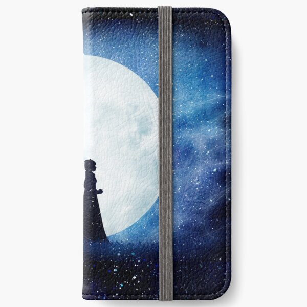 Lady of the Moon iPhone Flip-Case