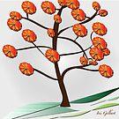 Flowering Tree by IrisGelbart