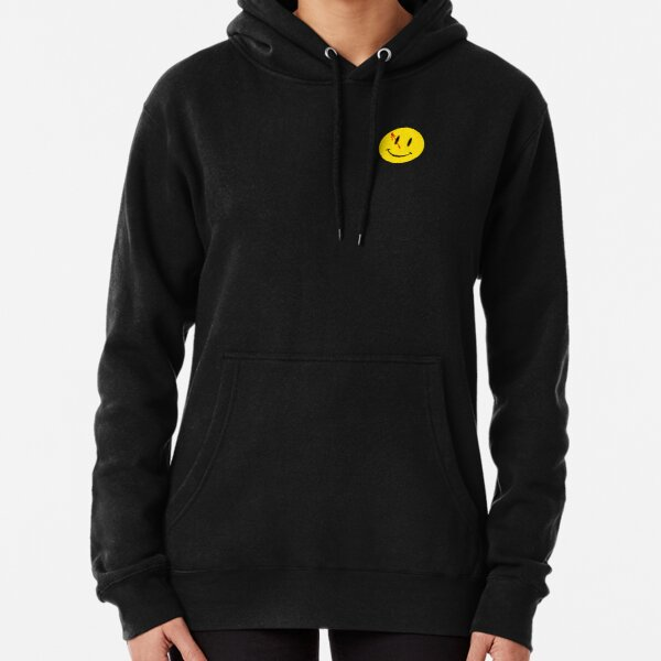 The Comedian's Badge Pullover Hoodie