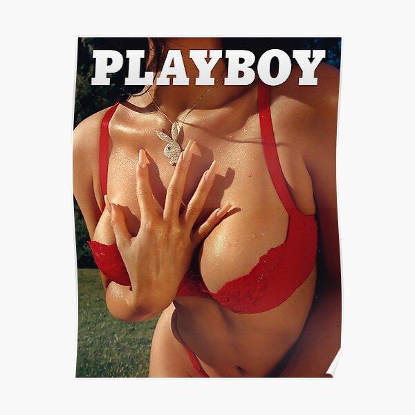Cubierta del cuerpo Playboy Póster