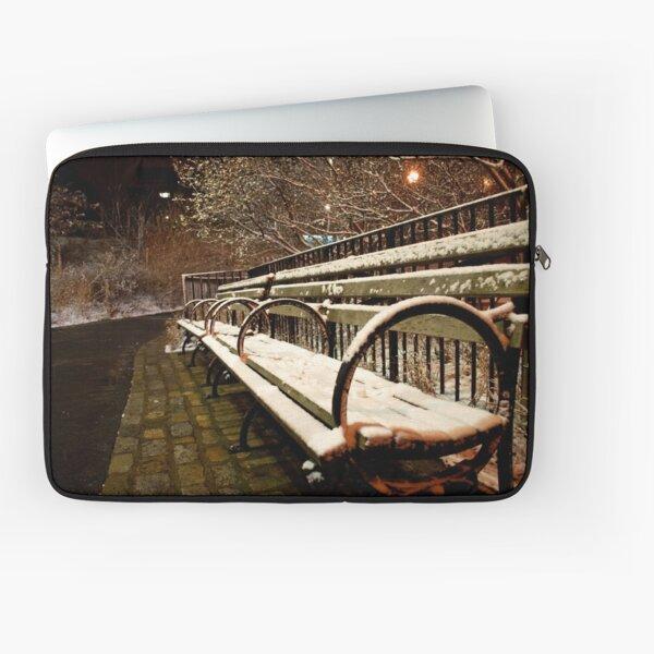 NYC Bench  Laptop Sleeve