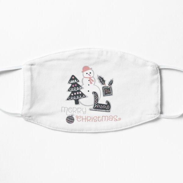 Merry Christmas Small Mask