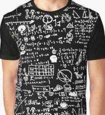 Maths Graphic T-Shirt