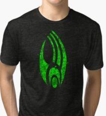 Star Trek - Borg Emblem Tri-blend T-Shirt