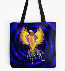 The Golden Bird Tote Bag