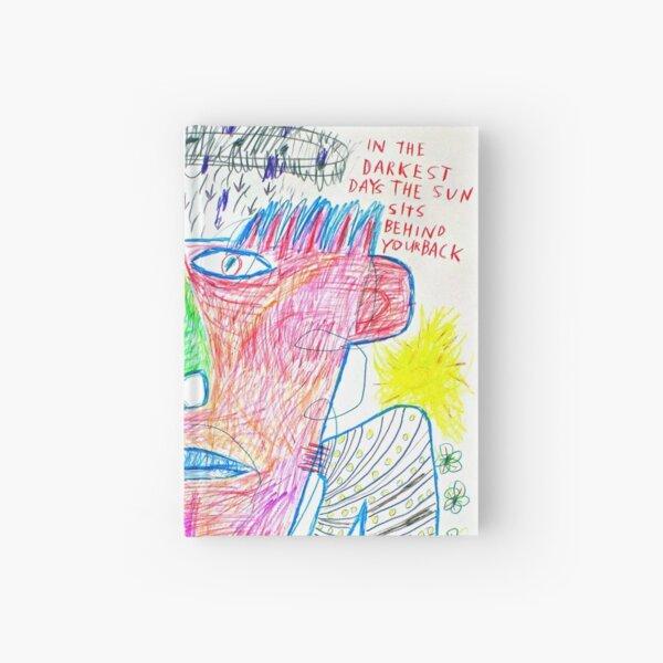 Look West Hardcover Journal