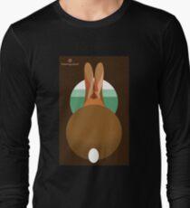 rabbit in a burrow  T-Shirt
