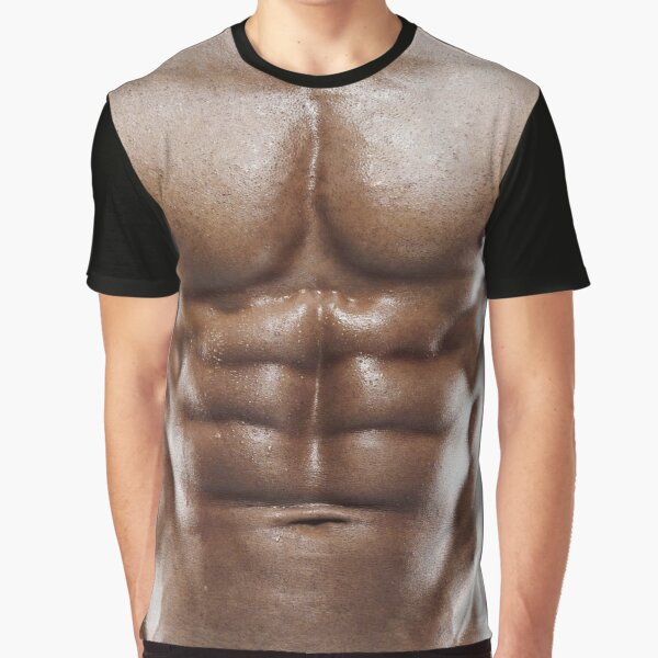SIX PACK ABS Graphic T-Shirt