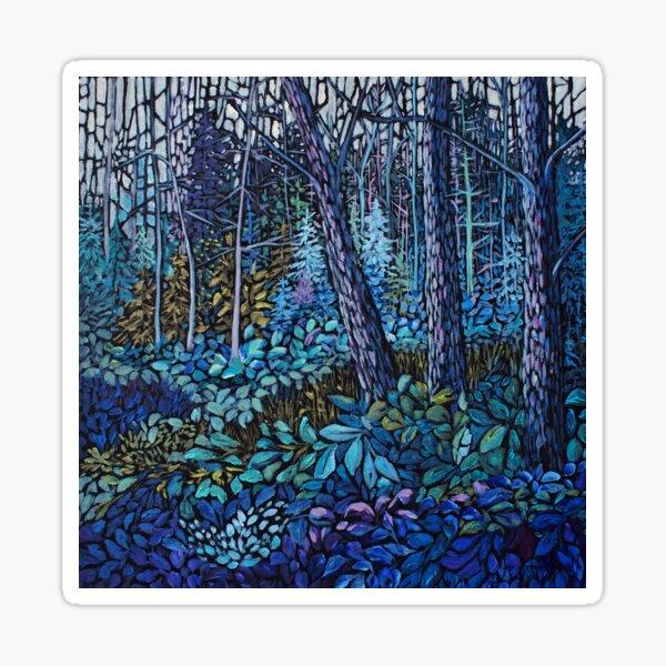 Forest Series 4 Sticker