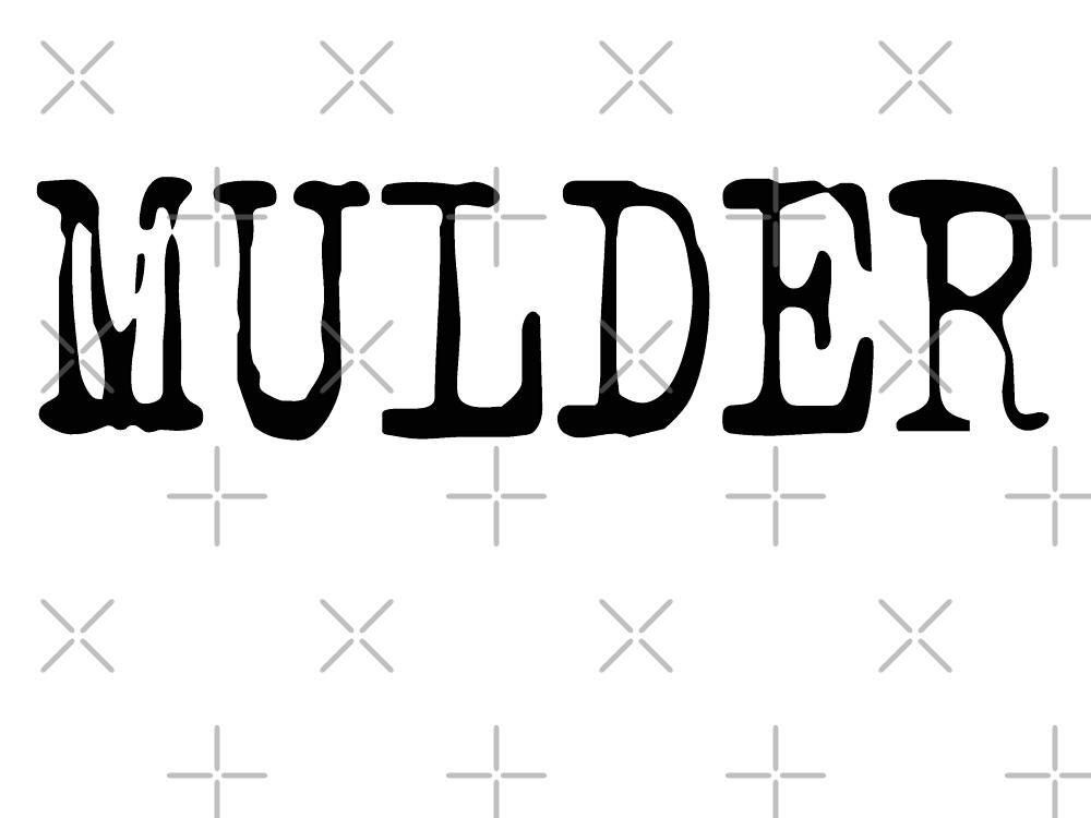 Mulder by miamulin57