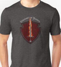 D & D T-Shirt - Held des Tempus Slim Fit T-Shirt