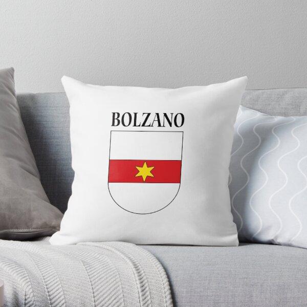 044_1A - BOLZANO - COAT OF ARMS Throw Pillow