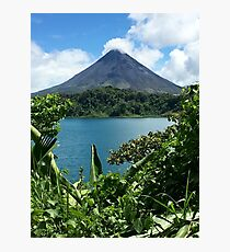 Arenal Volcano Photographic Print