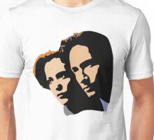 Mulder and Skully Unisex T-Shirt