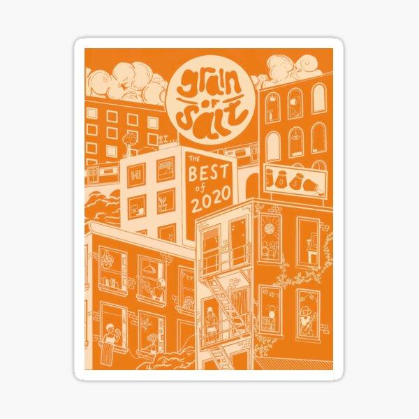 issue 1: best of 2020 Sticker