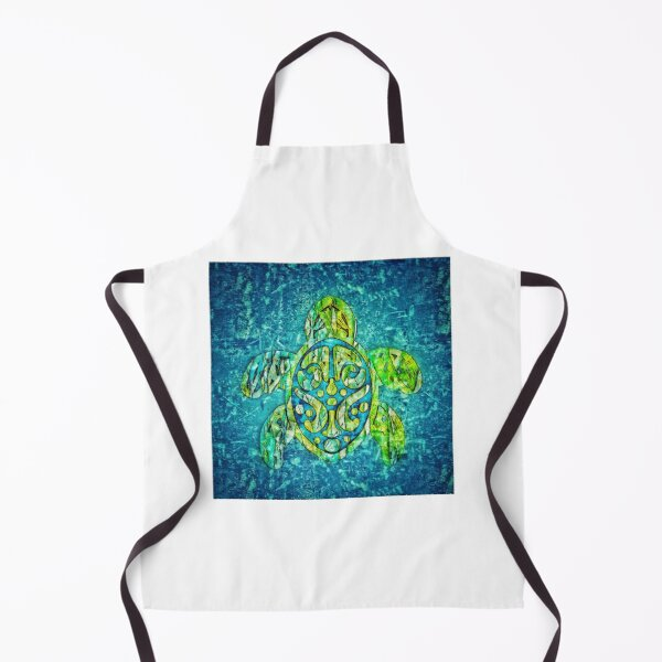 The Knowhere Turtle Apron