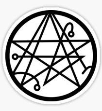 Cthulhu - Siegel des Tores Sticker