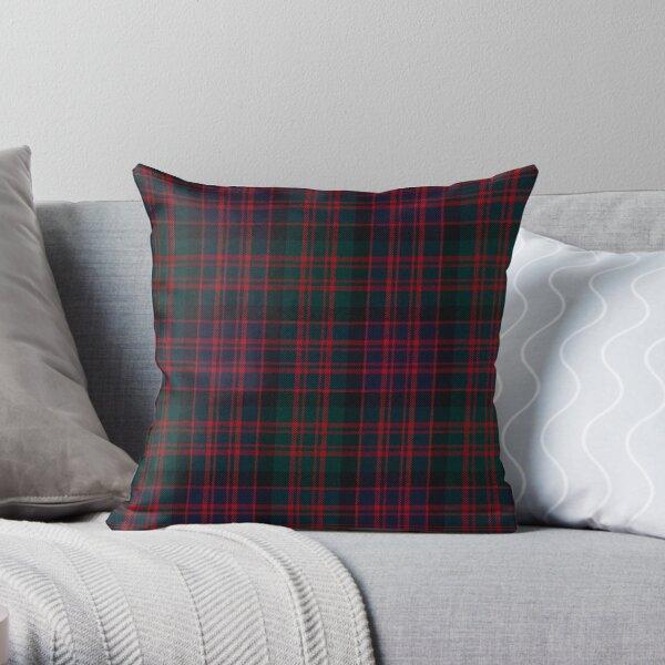 MacDonald - Modern - Tartan - Clans of Scotland Throw Pillow