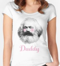 Daddy Karl Women's Fitted Scoop T-Shirt