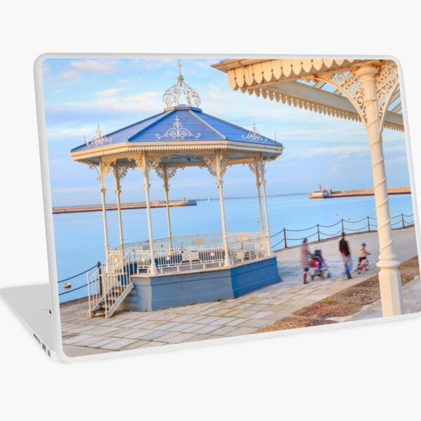 The East Pier Bandstand Laptop Skin