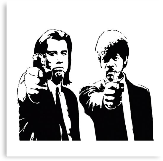 Pulp Fiction by sickest