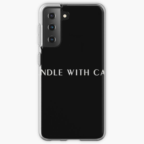 Handle with care Samsung Galaxy Soft Case