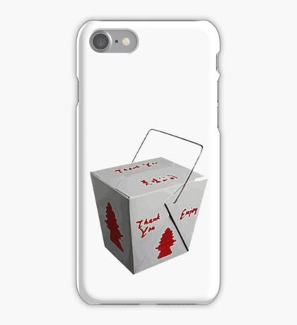 take me out iPhone Case/Skin