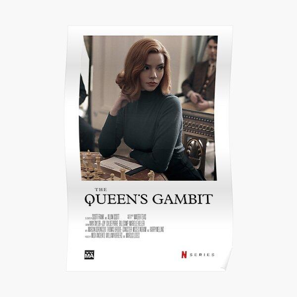 The Queen's Gambit - Beth Poster