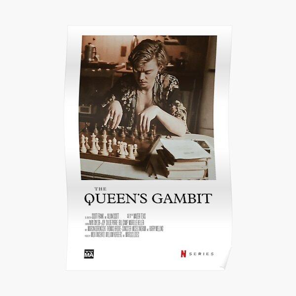 The Queen's Gambit - Benny Poster