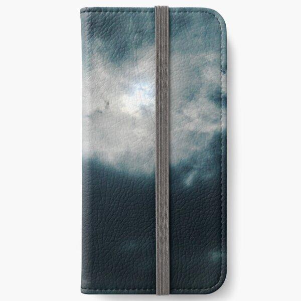 Stormy Sky, Malibu iPhone Wallet