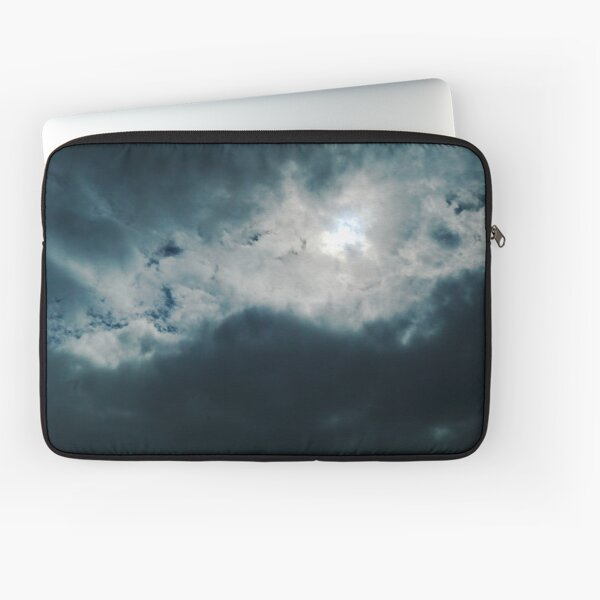 Stormy Sky, Malibu Laptop Sleeve
