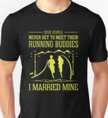 Running Buddy Unisex T-Shirt