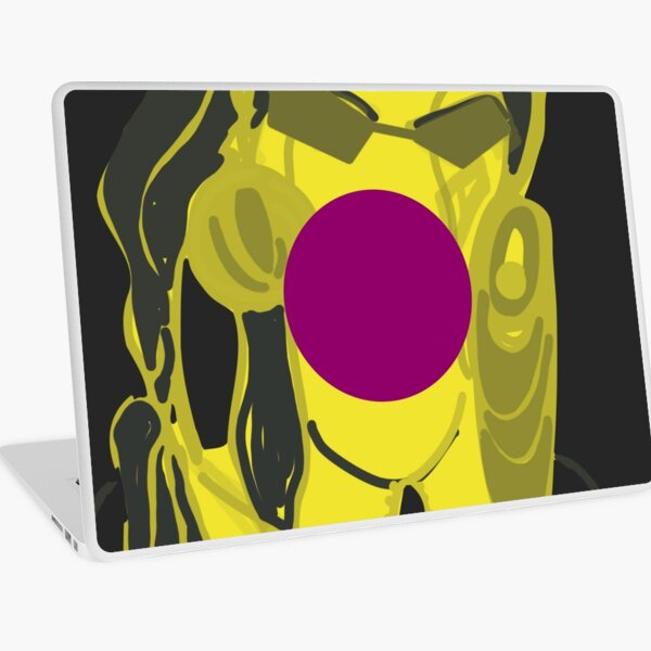 Wasted Time Laptop Skin