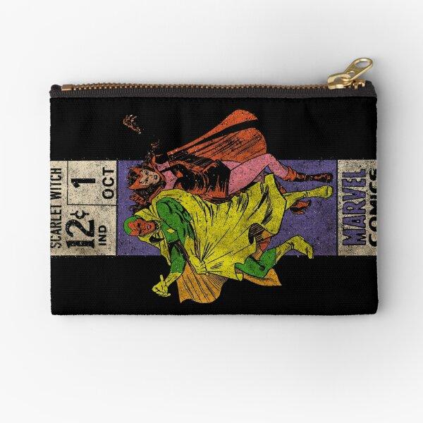 Retro Corner Box - Vision Witch Zipper Pouch
