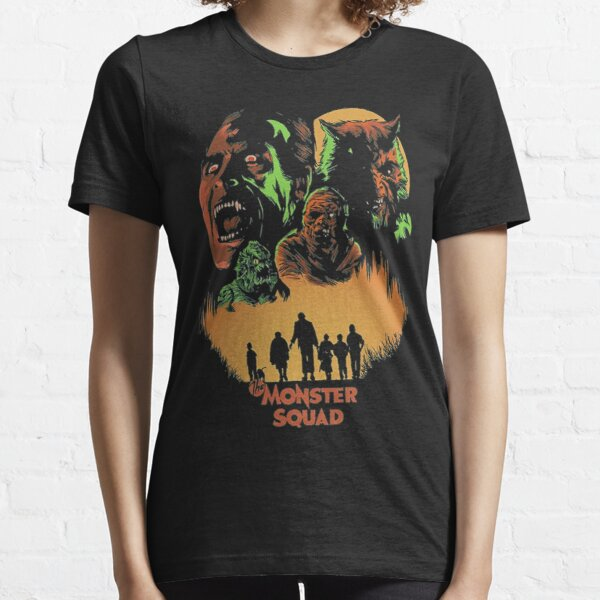 The Monster Squad Essential T-Shirt