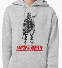 Metal Gear Solid Sweat à capuche