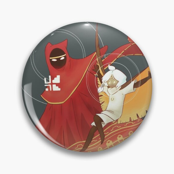 Journey of the Sky Pin
