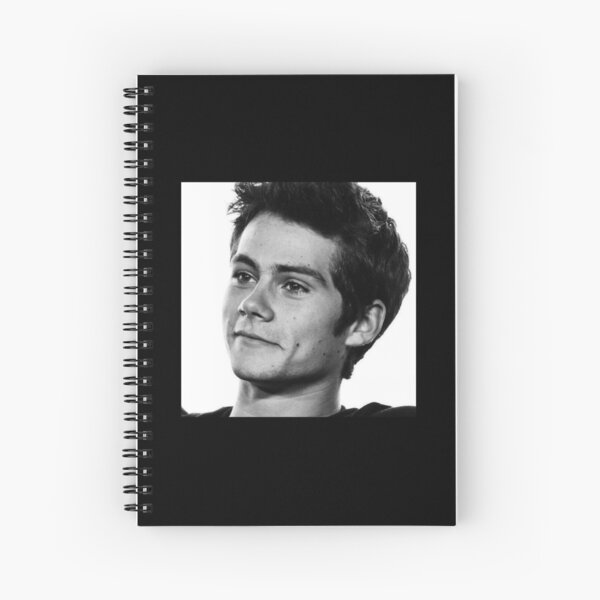 Grab It Fast - Dylan Obrien Cahier à spirale