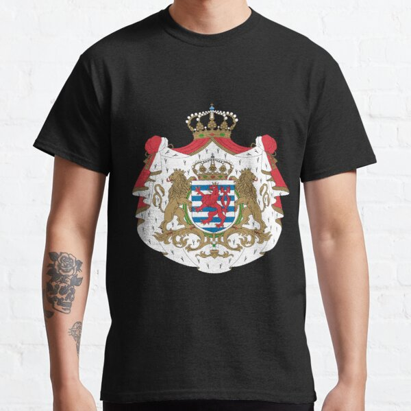 Coat of arms of Luxembourg Classic T-Shirt