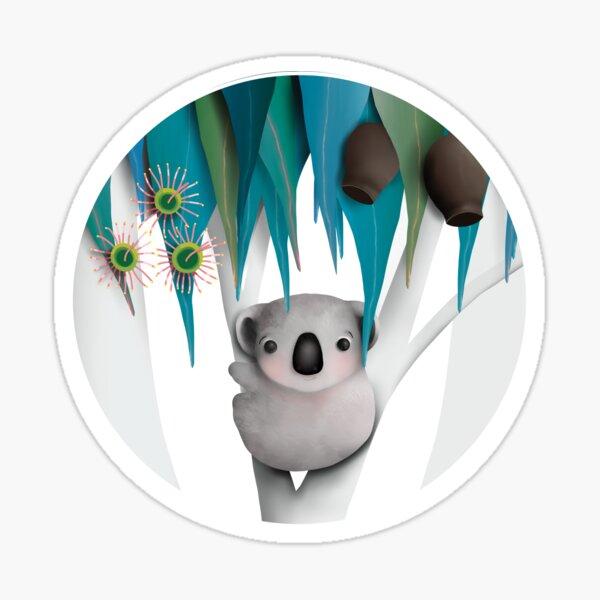 Joey Koala Sticker