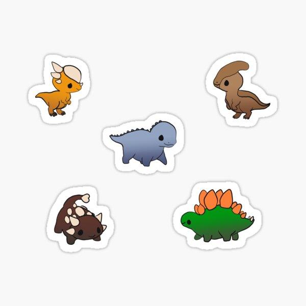 Baby Dinos Sticker