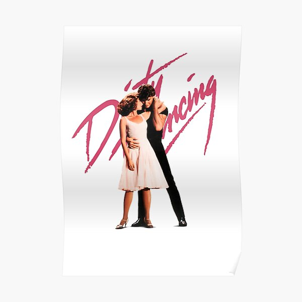 Dirty Dancing 80s movie poster Poster