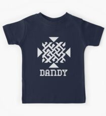 Space Dandy's in a band, baby. Kids Tee